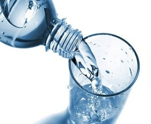 Drinking Water Not Diet Drinks